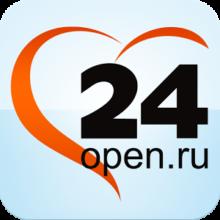 Регистрация и вход на сайт 24 опен